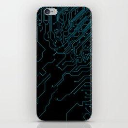 Circuit. iPhone Skin