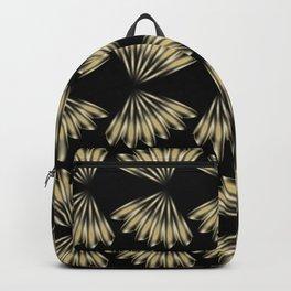 fan vintage pattern Backpack