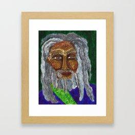 Nahir Framed Art Print