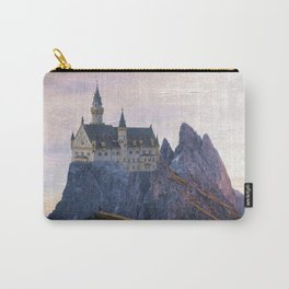 The Castle on the Hill Carry-All Pouch