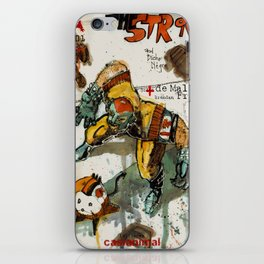 Strong MEX iPhone Skin