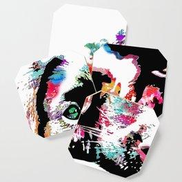 riley the lab pup Coaster
