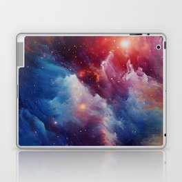 Misterious Space Laptop & iPad Skin