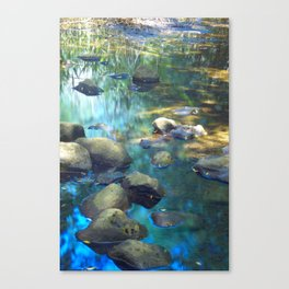 Stream of Tranquility Canvas Print
