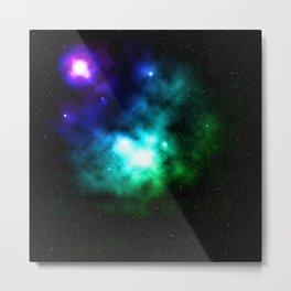 Nebula I Metal Print