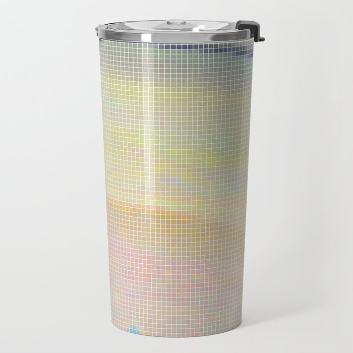 Saturn Travel Mug