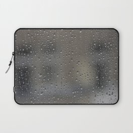 autumn window Laptop Sleeve
