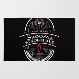 Strong Ale Skooma Rug