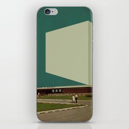 Block 46 iPhone Skin