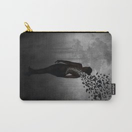 The Butterfly Transformation Carry-All Pouch