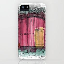 Secret Doors | The Barn iPhone Case