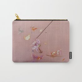 Pink Bath Photoshoot Carry-All Pouch
