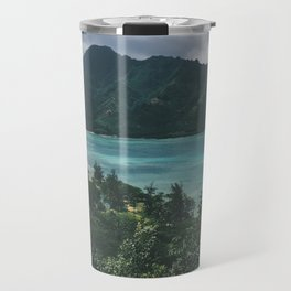 Crouching Lion Travel Mug