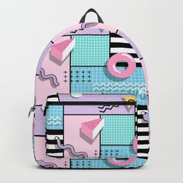 Memphis Party Backpack