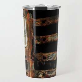Detail Rusted International Truck1. Travel Mug