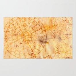 horoscope signs Rug