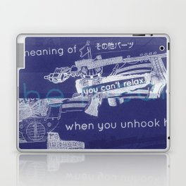 You Can't Relax Laptop & iPad Skin