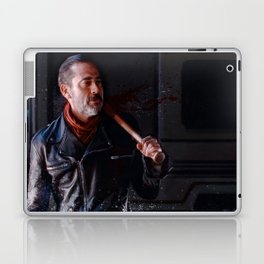 Negan And Lucille - The Walking Dead Laptop & iPad Skin