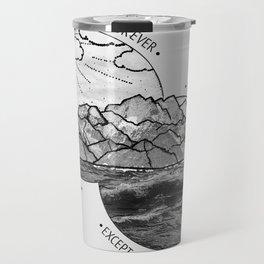 mountains-biffy clyro Travel Mug