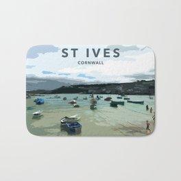 St Ives Bath Mat