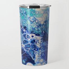 Blue love 2 Travel Mug