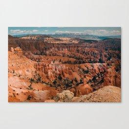 Canyon canyon Canvas Print