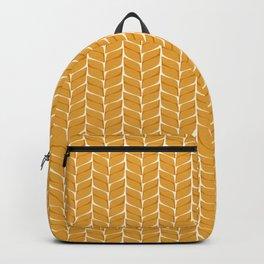 Leaf Wheaten Backpack