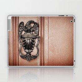 Eagle Door Knocker Laptop & iPad Skin