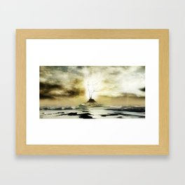 Rapture Framed Art Print