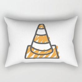 VLC Cone Rectangular Pillow