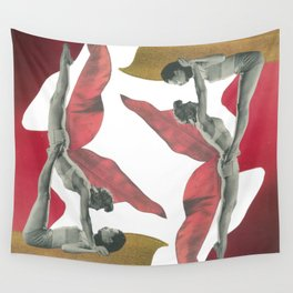 Father Stretch My Hands Wall Tapestry