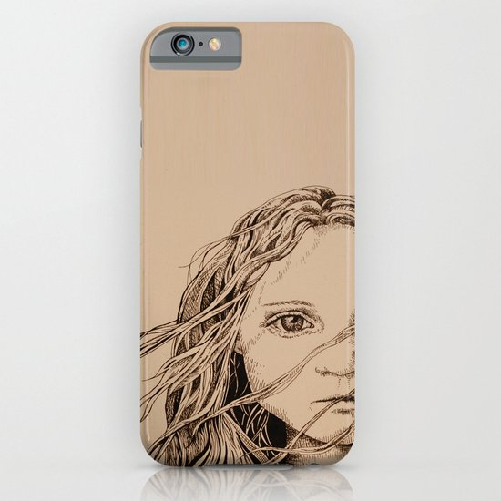 The Colour of Despair  iPhone & iPod Case
