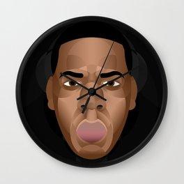 HOV Portrait Wall Clock