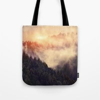 brain Tote Bags featuring In My Other World by Tordis Kayma