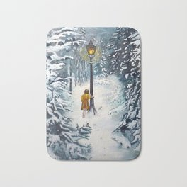 The Lamppost Bath Mat