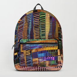 To Cameron Carpenter / SUMMER Backpack