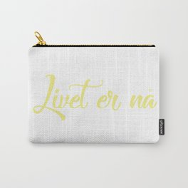 SKAM - Isak Valtersen - Livet er nå//Life is now Carry-All Pouch