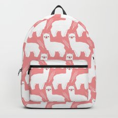 The Alpacas II Backpacks