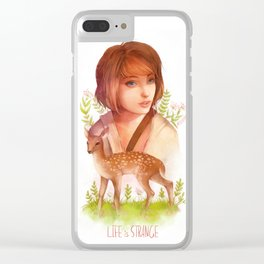 Life is Strange (Max) Clear iPhone Case