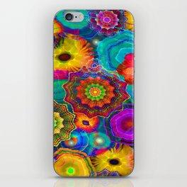 Flowery Meadow iPhone Skin
