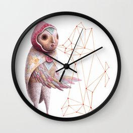 The Seeding Wall Clock