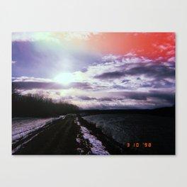 Connecticut River Canvas Print