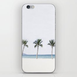 Palm trees 6 iPhone Skin