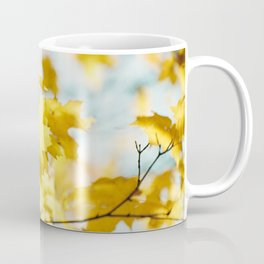 Gold in the Sky Coffee Mug