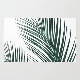 Tropical Palm Leaves #2 #botanical #decor #art #society6 Rug