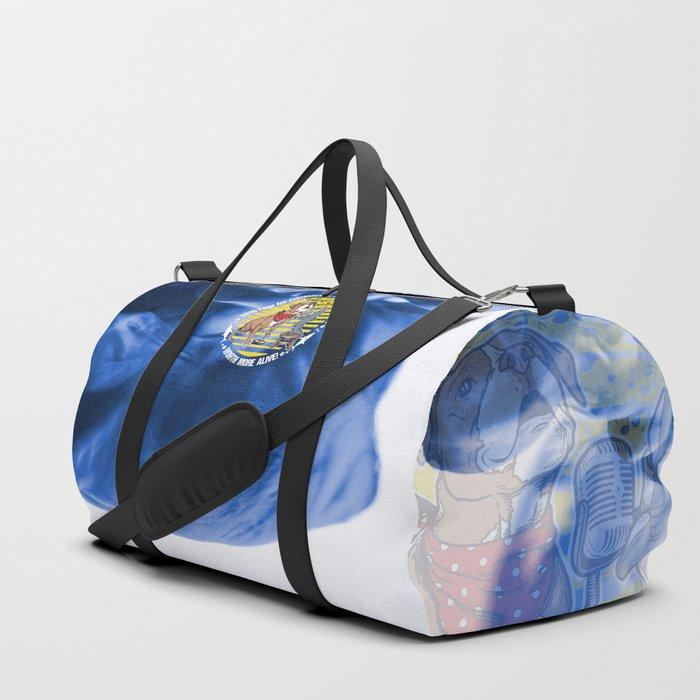 (v2) Worth More Alive! Duffle Bag