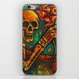 Datura iPhone Skin