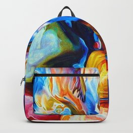 Water Color Backpack