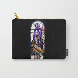 St. Columba in St. Margaret's Chapel Carry-All Pouch