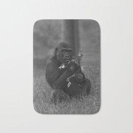 Cheeky Gorilla Lope Mono Bath Mat
